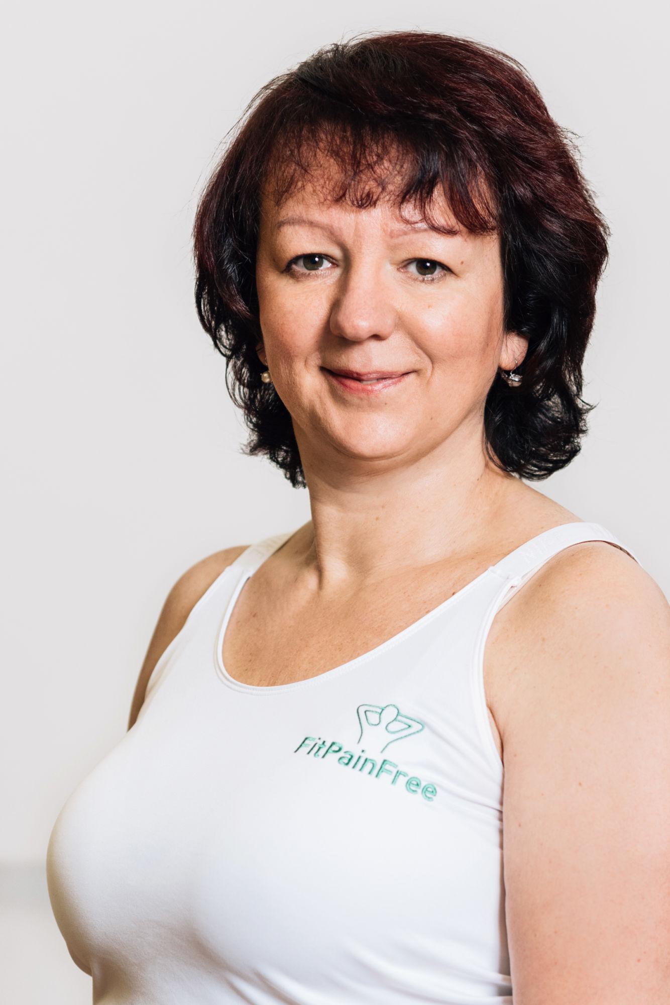 FitPainFree lektorka Iva Rejthárková