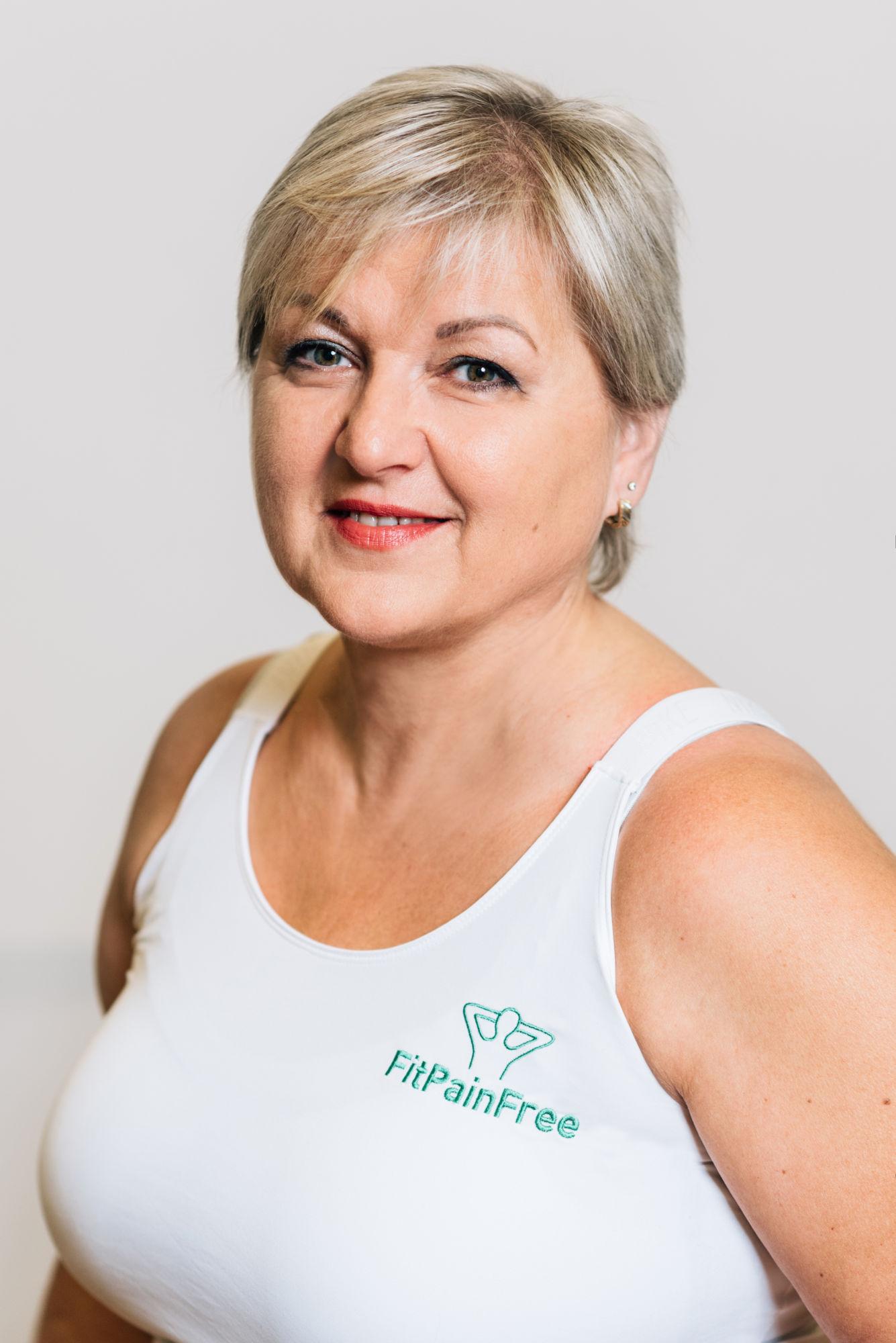 FitPainFree lektorka Dana Samaráková