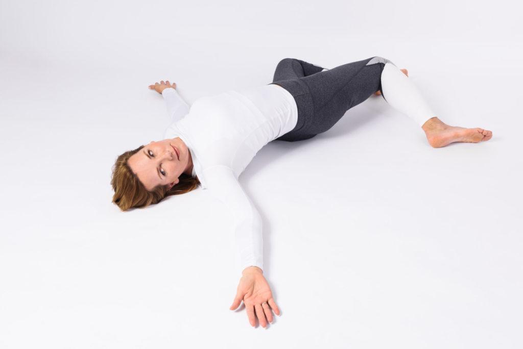 FitPainFree Hana Toufarová cvik proti bolesti svalů
