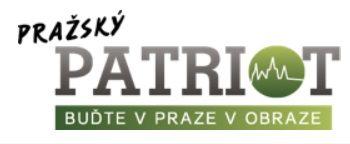 pražský patriot logo