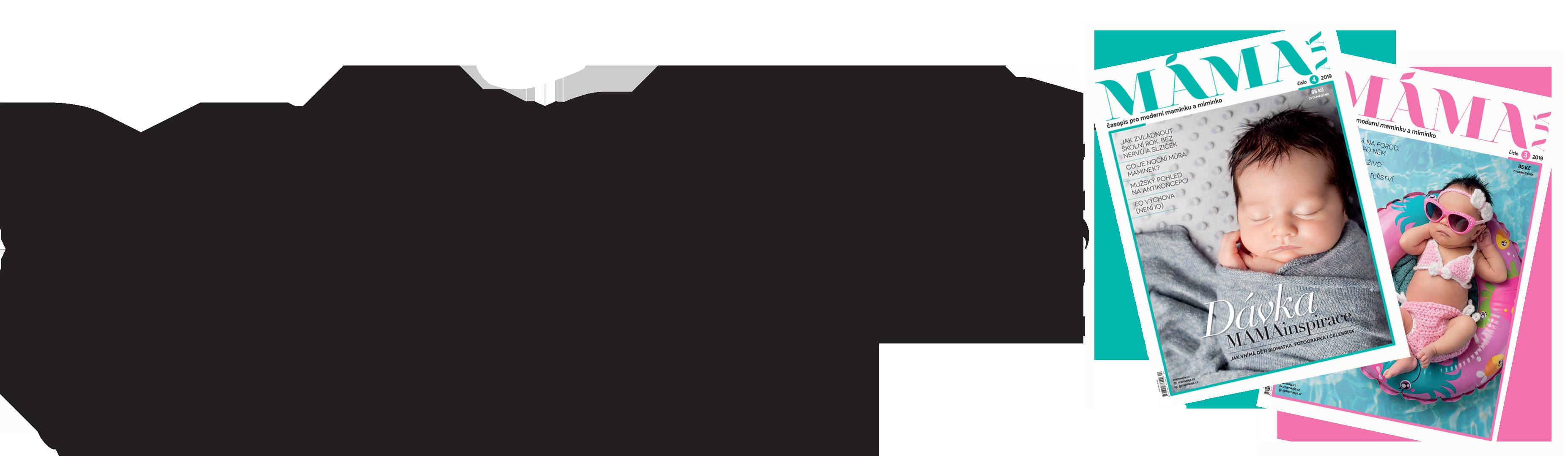 máma logo