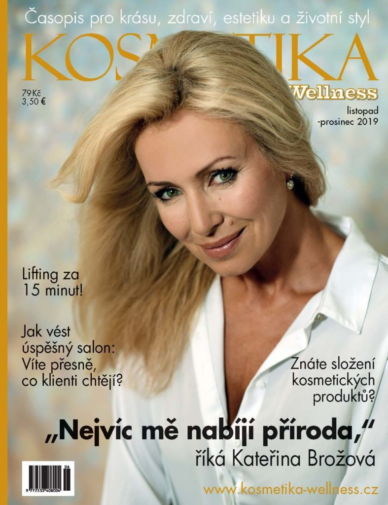 FitPainFree časopis Kosmetika